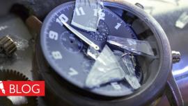 Zegarki pod lupą: szkiełka do zegarków, materiały iwłaściwości