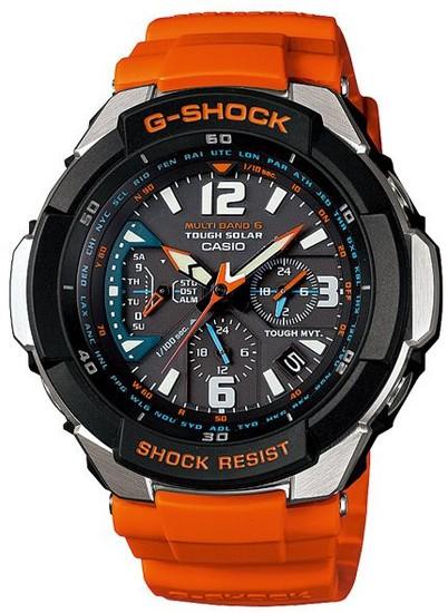 CASIO G-SHOCK GRAVITYMASTER GW 3000M-4A