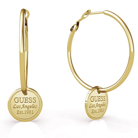 Guess 'Hula Hoops' Earrings UBE79057