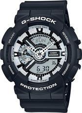 CASIO G-SHOCK GA 110BW-1A