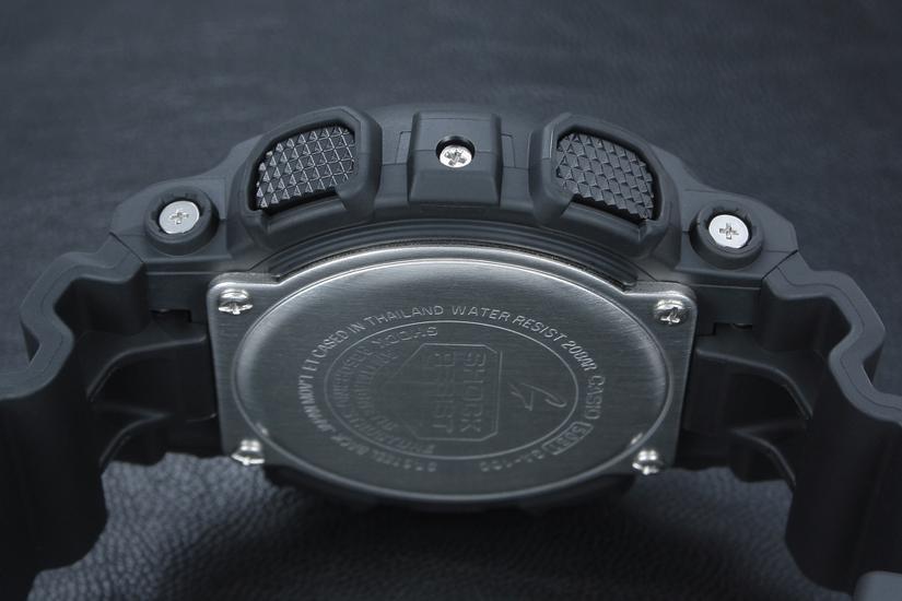 CASIO G-SHOCK G-CLASSIC GA 100-1A1