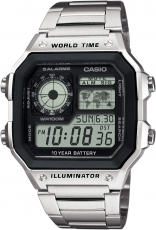 CASIO COLLECTION AE 1200WHD-1A