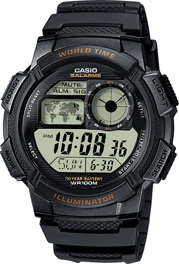 CASIO COLLECTION AE 1000W-1A