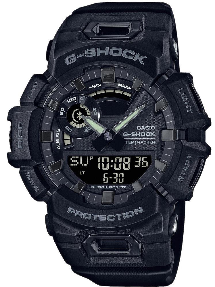 CASIO G-SHOCK G-SQUAD GBA-900-1AER