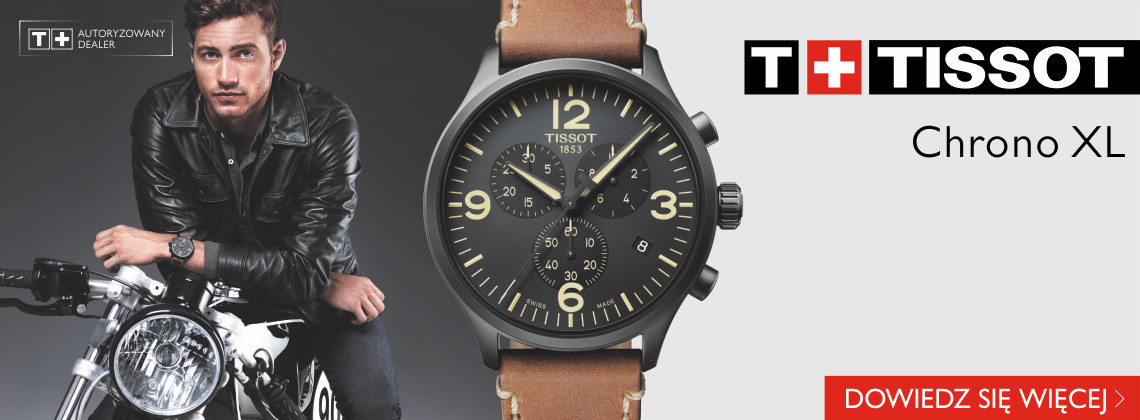 TISSOT Chrono XL