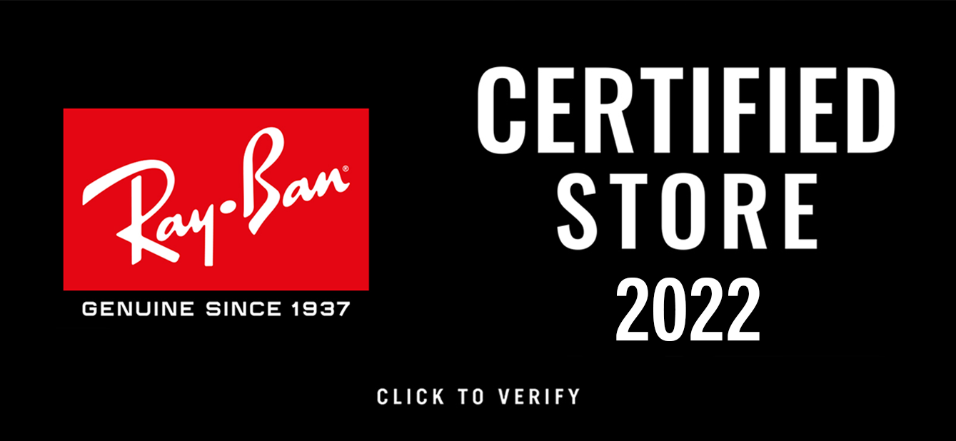 RAYBAN certified store